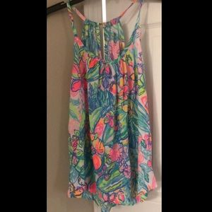 Xs Lilly Pulitzer Lacey tank